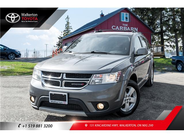 2012 Dodge Journey SXT & Crew (Stk: L8029) in Walkerton - Image 1 of 21