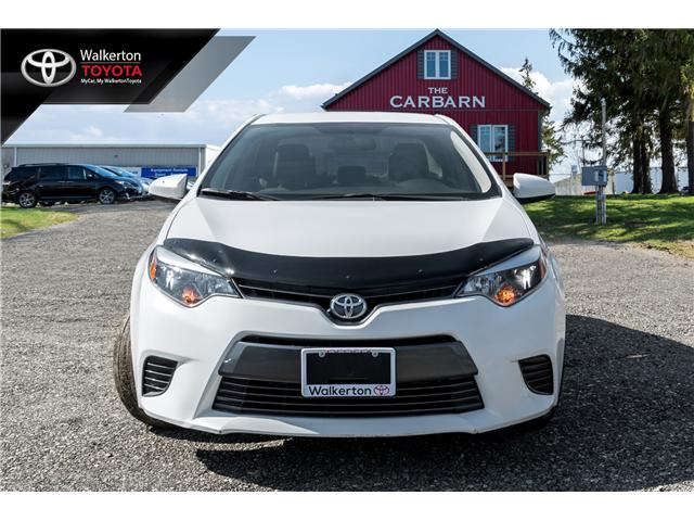 2015 Toyota Corolla LE (Stk: L8030) in Walkerton - Image 2 of 19