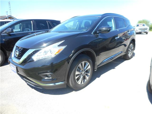 2017 Nissan Murano SV (Stk: NC 3527) in Cameron - Image 1 of 10