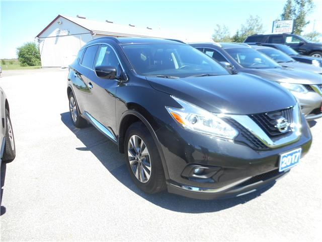 2017 Nissan Murano SV (Stk: NC 3527) in Cameron - Image 2 of 10