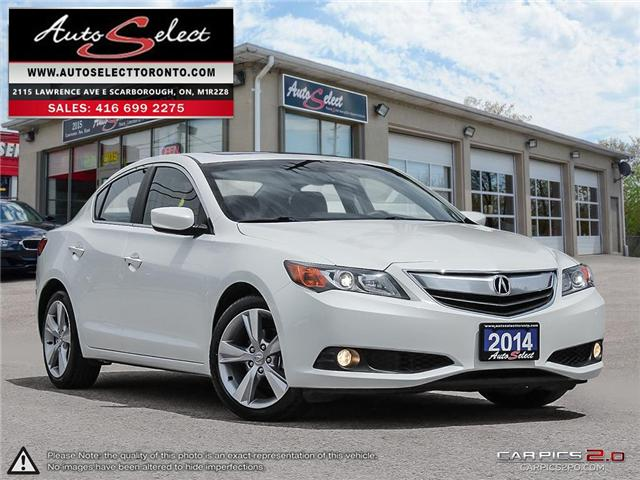 2014 Acura ILX  (Stk: 14LX791A) in Scarborough - Image 1 of 30
