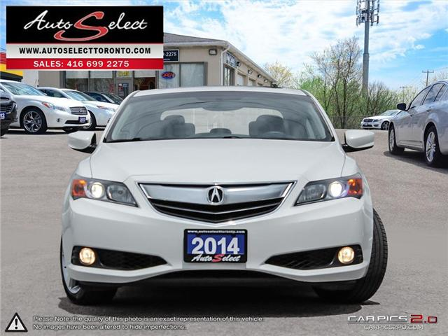 2014 Acura ILX  (Stk: 14LX791A) in Scarborough - Image 2 of 30