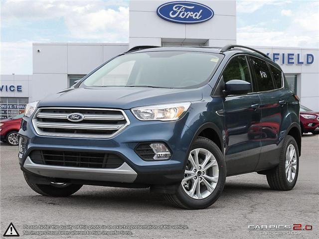 2018 Ford Escape SE (Stk: ES18966) in Barrie - Image 1 of 28