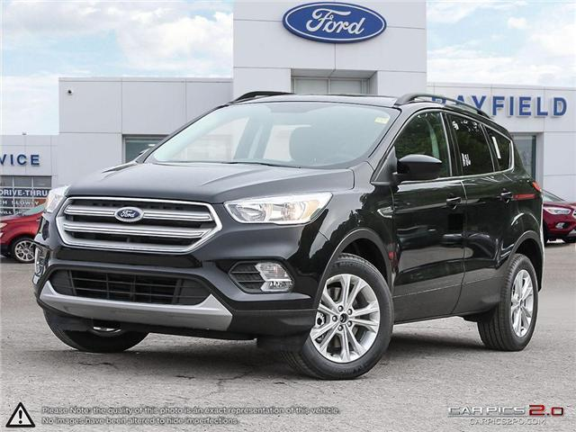 2018 Ford Escape SE (Stk: ES18965) in Barrie - Image 1 of 28