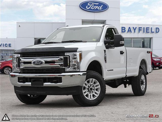 2018 Ford F-350 XLT (Stk: FH18607) in Barrie - Image 1 of 29