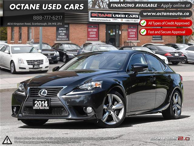2014 Lexus IS 350 Base (Stk: ) in Scarborough - Image 1 of 26