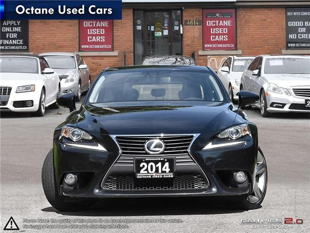 2014 Lexus IS 350 Base (Stk: ) in Scarborough - Image 2 of 26