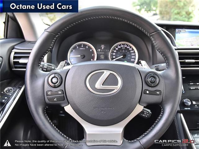 2014 Lexus IS 350 Base (Stk: ) in Scarborough - Image 10 of 20