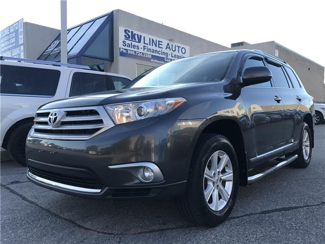 2011 Toyota Highlander Base (Stk: ) in Concord - Image 1 of 23