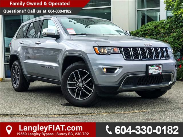 2017 Jeep Grand Cherokee Limited (Stk: EE889720) in Surrey - Image 1 of 30