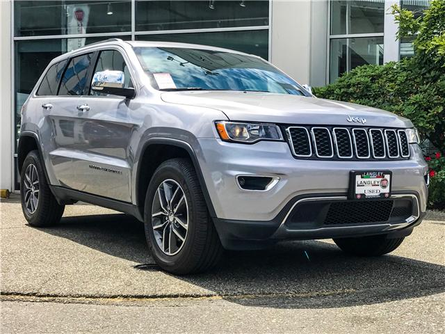 2017 Jeep Grand Cherokee Limited (Stk: EE889720) in Surrey - Image 2 of 30