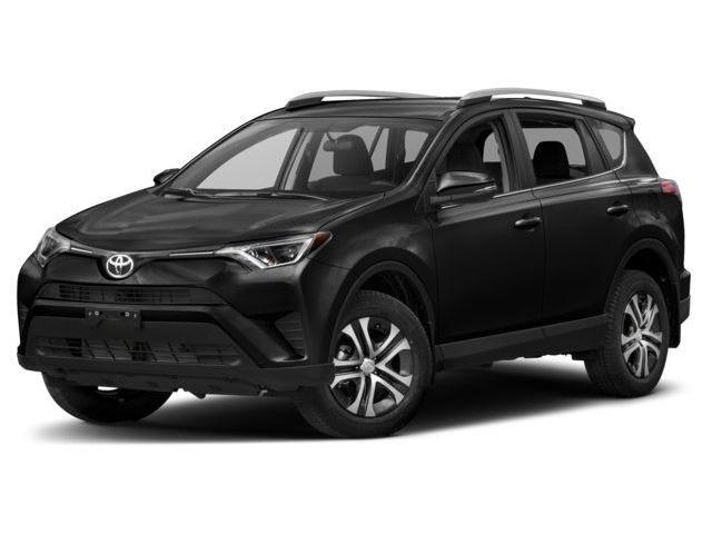 2018 Toyota RAV4 LE (Stk: 8RV681) in Georgetown - Image 1 of 9