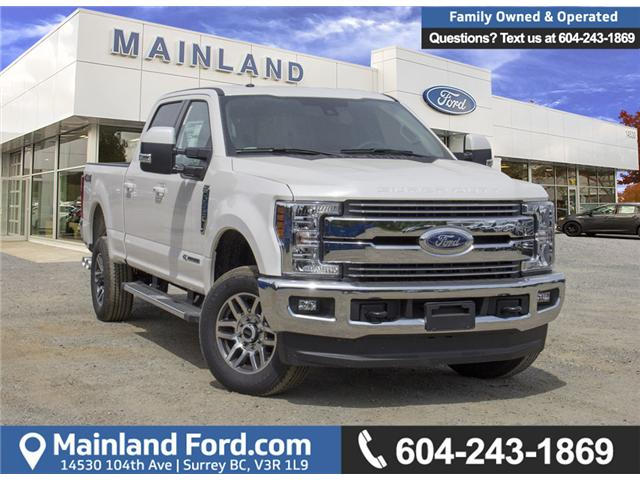 2018 Ford F-350 Lariat (Stk: 8F36550) in Surrey - Image 1 of 30