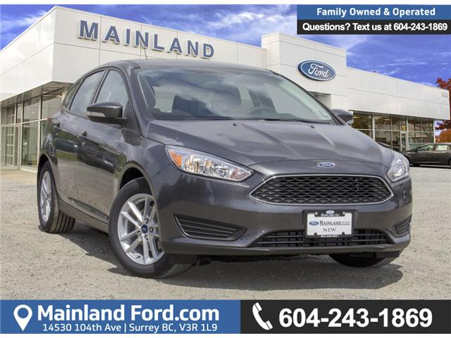 2018 Ford Focus SE (Stk: 8FO6095) in Surrey - Image 1 of 27