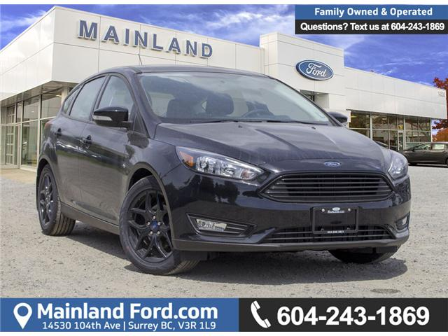 2018 Ford Focus SEL (Stk: 8FO7805) in Surrey - Image 1 of 24