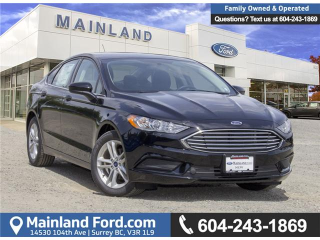 2018 Ford Fusion SE (Stk: 8FU2593) in Surrey - Image 1 of 27