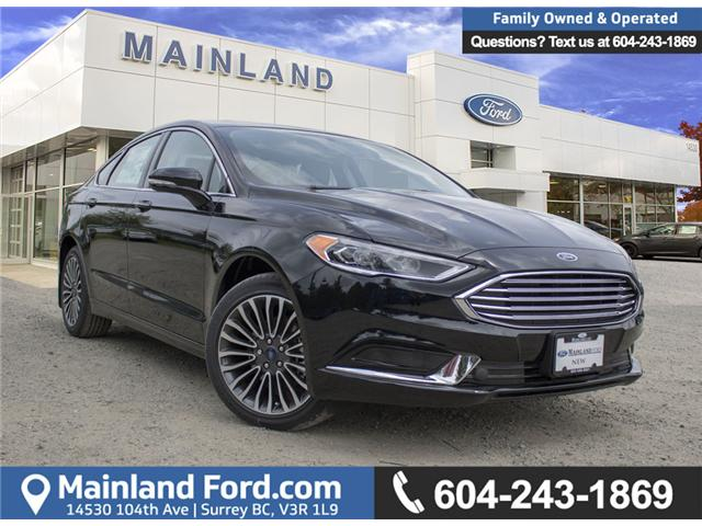 2018 Ford Fusion SE (Stk: 8FU5300) in Vancouver - Image 1 of 26
