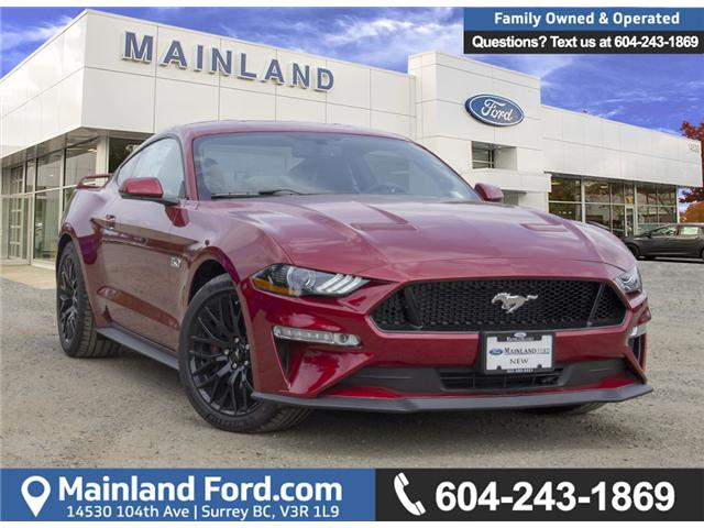 2018 Ford Mustang  (Stk: 8MU1217) in Surrey - Image 1 of 28