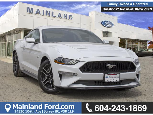 2018 Ford Mustang  (Stk: 8MU7841) in Surrey - Image 1 of 22