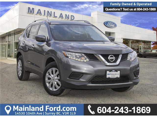 2016 Nissan Rogue S (Stk: P1814) in Surrey - Image 1 of 28