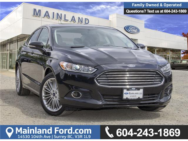 2014 Ford Fusion SE (Stk: P7089A) in Surrey - Image 1 of 27