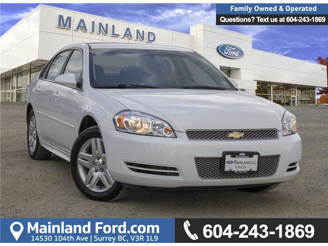 2012 Chevrolet Impala LT (Stk: P7162) in Surrey - Image 1 of 25