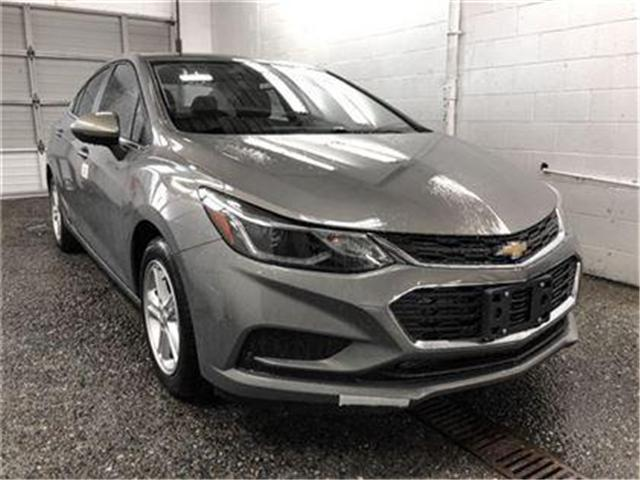 2018 Chevrolet Cruze LT Auto (Stk: J8-38520) in Burnaby - Image 2 of 7