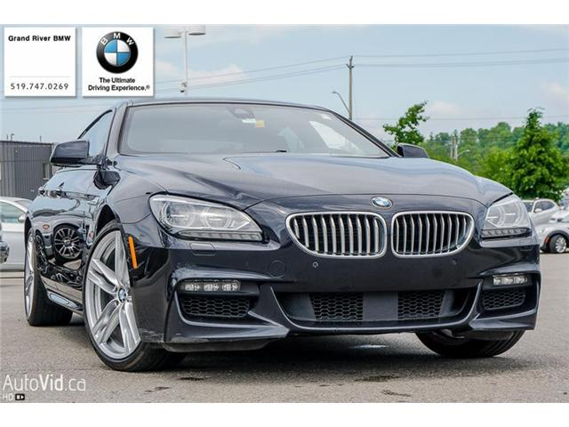 2015 BMW 650 Gran Coupe  (Stk: PW4372) in Kitchener - Image 1 of 22