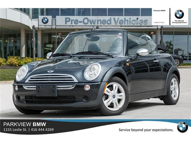 2005 Mini Cooper Base (Stk: PP7973A) in Toronto - Image 1 of 20