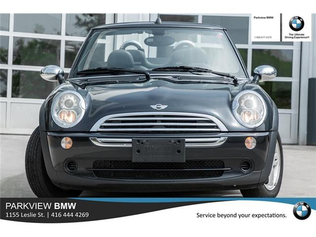 2005 Mini Cooper Base (Stk: PP7973A) in Toronto - Image 2 of 20