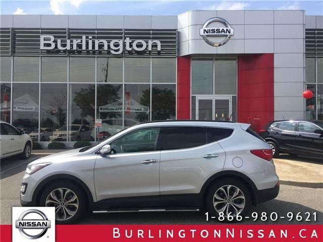 2014 Hyundai Santa Fe Sport Premium (Stk: X8764A) in Burlington - Image 1 of 29