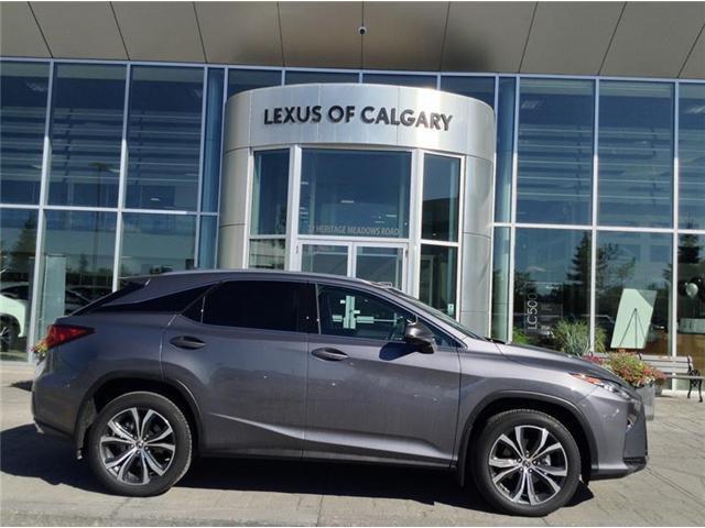 2018 Lexus RX 350 Base (Stk: 180402) in Calgary - Image 1 of 8