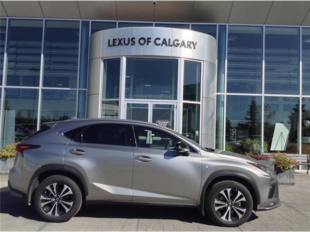 2018 Lexus NX 300 Base (Stk: 180411) in Calgary - Image 1 of 8