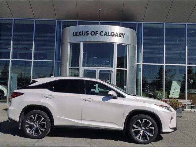 2018 Lexus RX 350 Base (Stk: 180433) in Calgary - Image 1 of 8