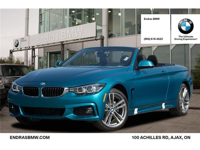 2019 BMW 430 i xDrive (Stk: 40921) in Ajax - Image 1 of 22