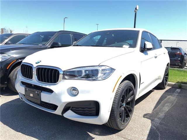 2018 BMW X6 xDrive35i (Stk: 60441) in Ajax - Image 1 of 5