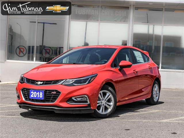 2018 Chevrolet Cruze LT Auto (Stk: 180832) in Ottawa - Image 1 of 21