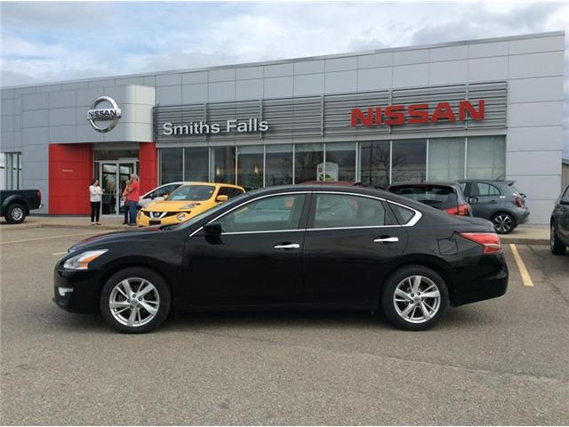 2013 Nissan Altima 2.5 SV (Stk: 17-479A) in Smiths Falls - Image 1 of 13