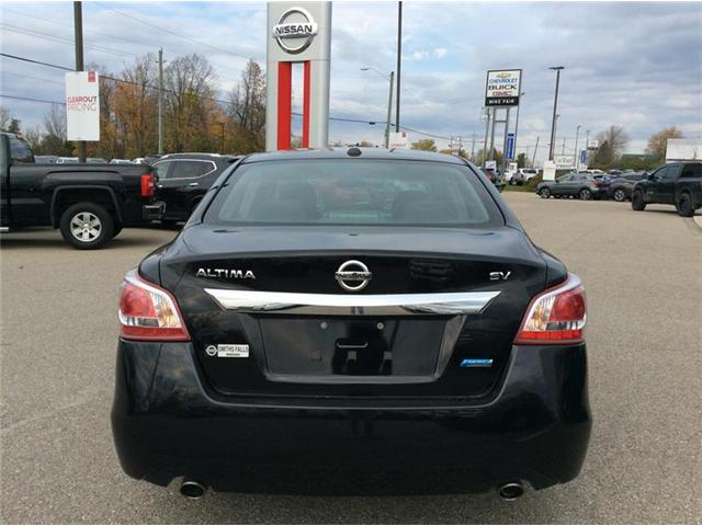 2013 Nissan Altima 2.5 SV (Stk: 17-479A) in Smiths Falls - Image 8 of 13