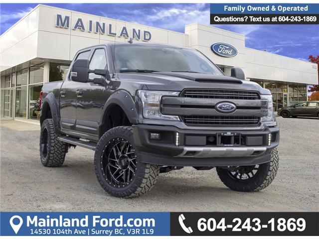 2018 Ford F-150 Lariat (Stk: 8F14789) in Vancouver - Image 1 of 28