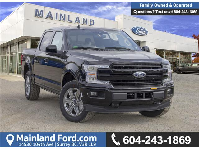 2018 Ford F-150 Lariat (Stk: 8F16886) in Surrey - Image 1 of 24