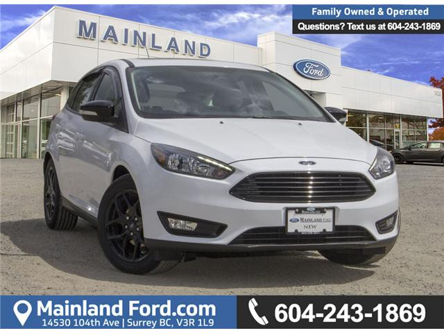 2018 Ford Focus SEL (Stk: 8FO6097) in Surrey - Image 1 of 27
