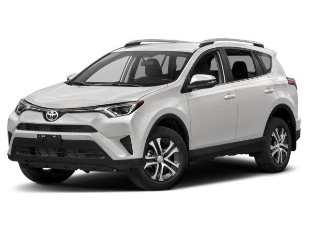 2018 Toyota RAV4 LE (Stk: 8RV687) in Georgetown - Image 1 of 9