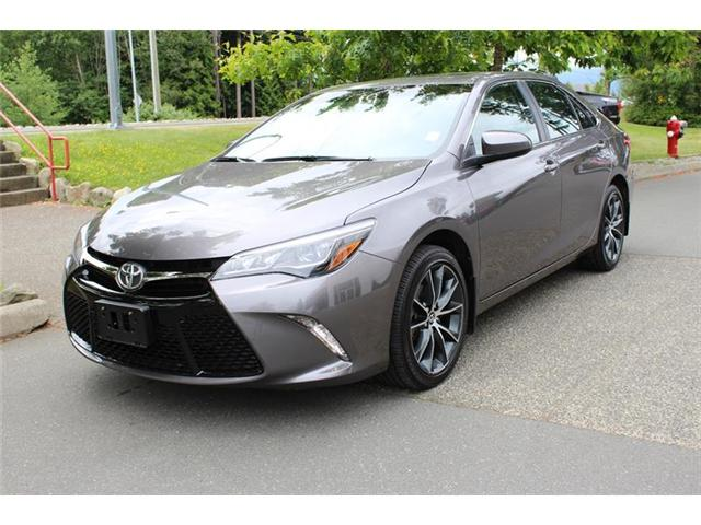 2016 Toyota Camry  (Stk: 11945A) in Courtenay - Image 7 of 29