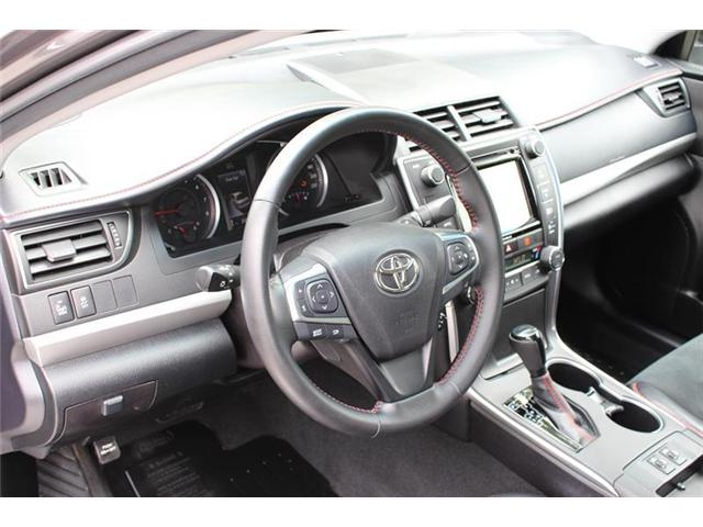 2016 Toyota Camry  (Stk: 11945A) in Courtenay - Image 10 of 29