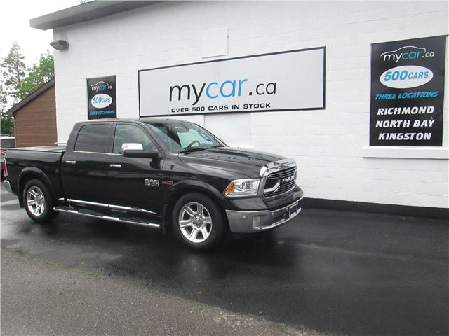 2015 RAM 1500 Laramie Longhorn (Stk: 180650) in Richmond - Image 2 of 13
