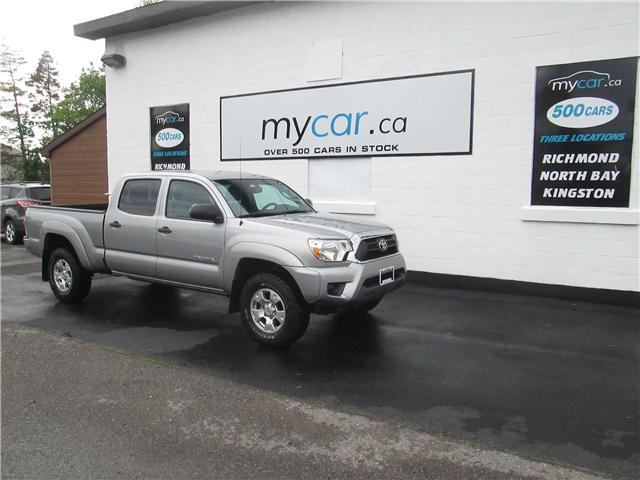 2015 Toyota Tacoma V6 (Stk: 171916) in Richmond - Image 2 of 12