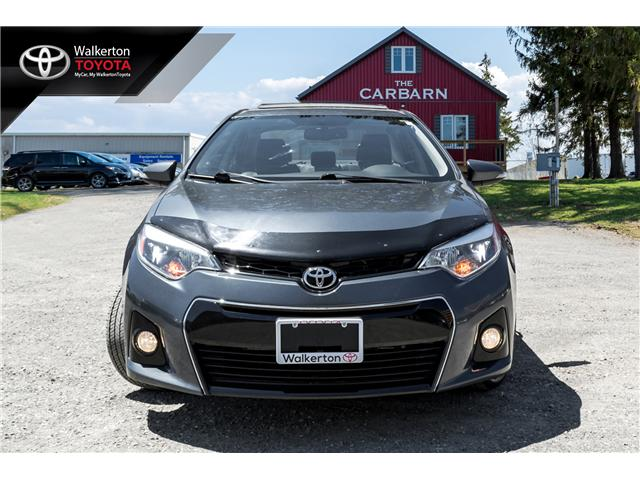 2014 Toyota Corolla S (Stk: P8096) in Walkerton - Image 2 of 21