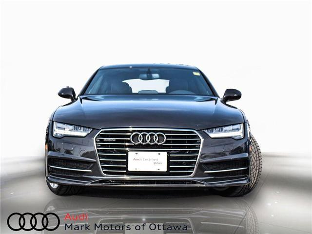 2016 Audi A7 3.0T Progressiv (Stk: PM294) in Nepean - Image 2 of 27