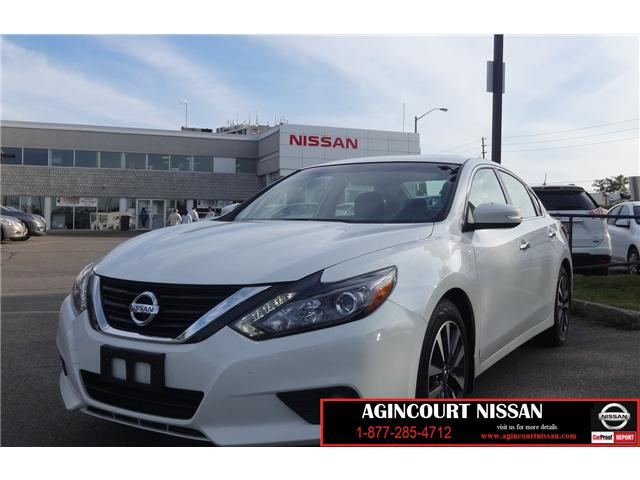 2018 Nissan Altima 2.5 SL Tech (Stk: U12137) in Scarborough - Image 1 of 21